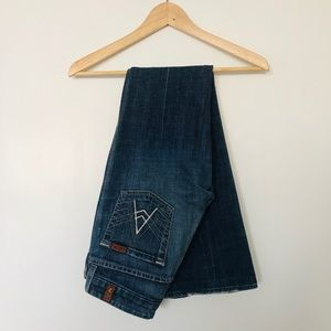 7 For All Mankind 'A' Pocket Jeans